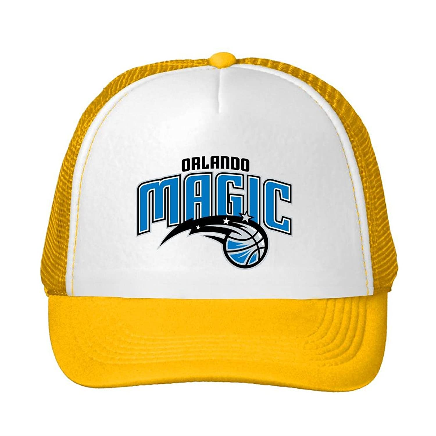 Orlando Magic Team Logo Opeeda Adjustable Trucker Hat Snapback Caps For Men/Women