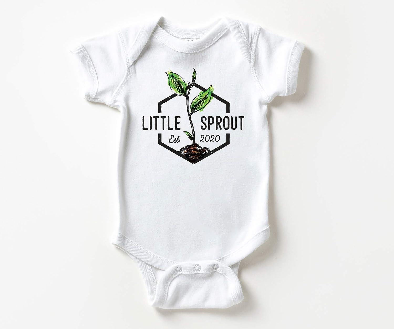 Little sprout baby onesie
