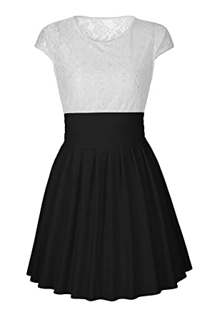 Robe soiree noir mini