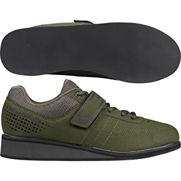 Black Mens More Mile Super Lift 3 Crossfit  Weightlifting Shoes