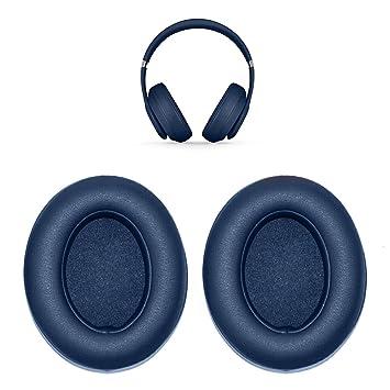 Repuesto de Almohadillas de Espuma de Memoria para Auriculares Studio 3 y Studio 2.0 con Cable