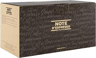 Note DEspresso - Café de origen molido de Colombia, 250 g (caja con 4 paquetes blandos): Amazon.es: Alimentación y bebidas