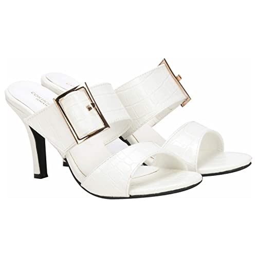 6b52d1e585e6ac CORTICA London Women and Girls and Casual Pencil Heel Sandal  Buy Online at  Low Prices in India - Amazon.in
