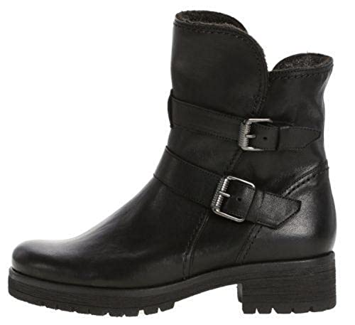 Buy Cheap Best Store To Get Free Shipping Brand New Unisex Gabor Shiraz Womens Buckle Detail Biker Boots women's Low Ankle Boots in Looking For Online Discount Fast Delivery ApSzORlsdp