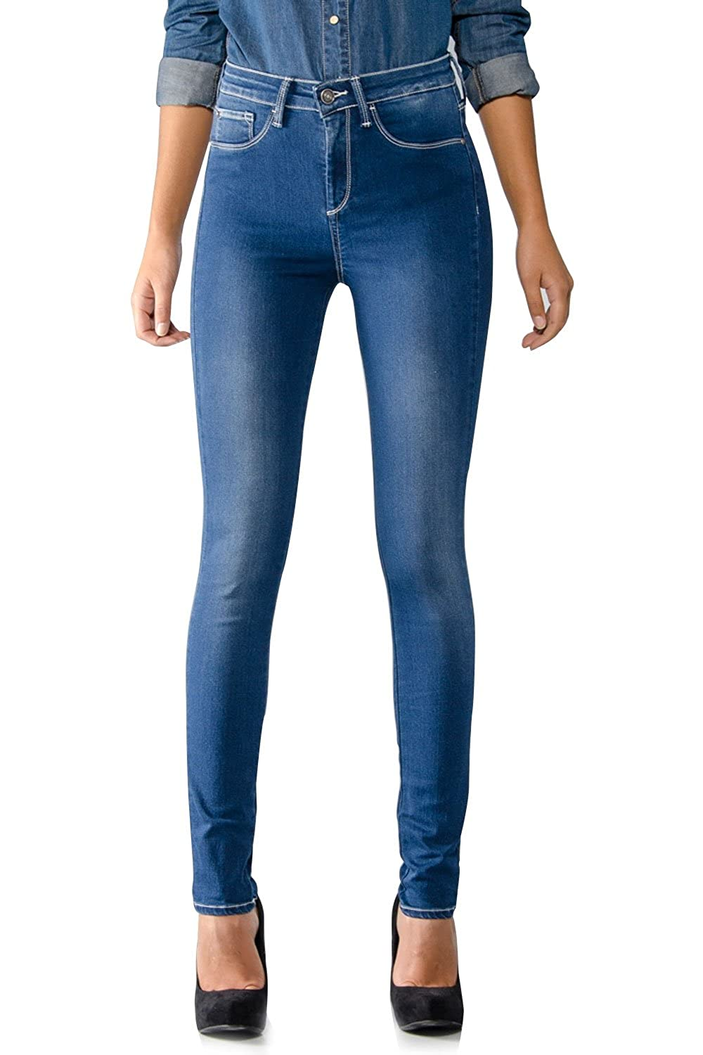 JEANS ONE SIZE HIGH 3