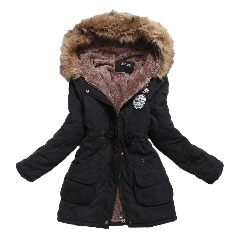 Size Thicken Winter Jacket 4xl Medium Tngjijish Plus Women New Long PXwN0k8nZO