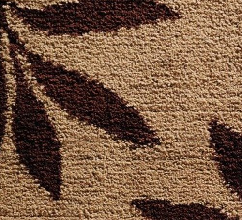 InterDesign Leaves Rug, 34 by 21-Inch, Mint/White -  - bathroom-linens, bathroom, bath-mats - 61SoKMJmCEL -