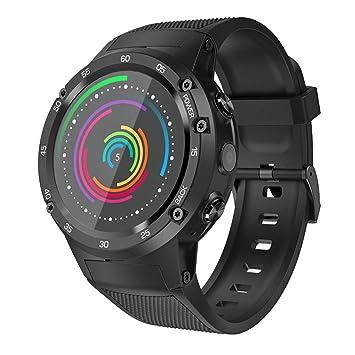 Zeblaze THOR 4 Business Reloj inteligente 4G con cámara WiFi + 5MP, reloj de pulsera