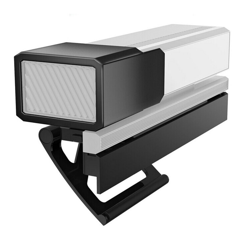 Kinect TV Mount, CBSKY Adujustable TV Clip Holder for Xbox One, Xbox One S w Camera Cover by Y Team