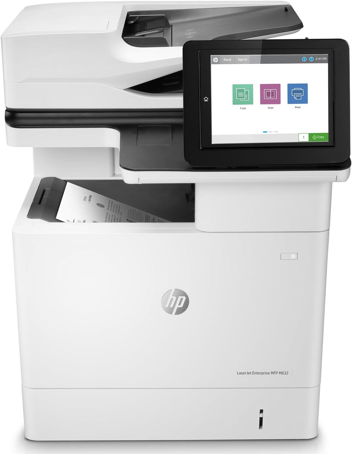HP Laserjet Enterprise MFP M632h (J8J70A)