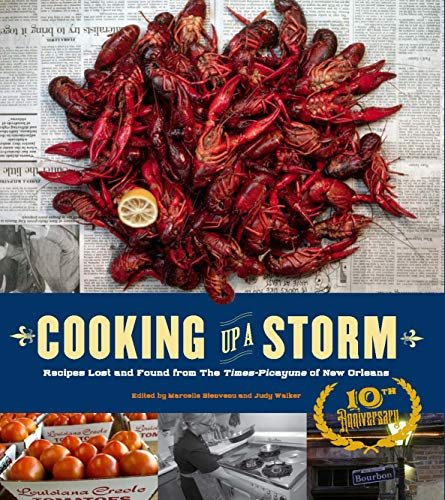 Cooking Up A Storm: Recipes Lost and