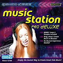 Quick-Trax Music Station Pro Deluxe