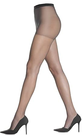 aa936e0fff724 Lupo Loba Womens Classic Sheer Pantyhose 15 Denier, Pack of 1 or 3 at Amazon  Women's Clothing store: