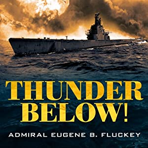 Thunder Below! Audiobook