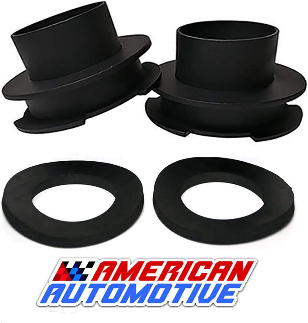 Ram 2500 3500 Lift Kit 2 2WD Made in USA Road Fury Steel Coil Spring Spacers American Automotive 1994 Set of 2