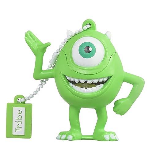 2 opinioni per Tribe Disney Pixar Monster & Co. Mike Wazowsky Chiavetta USB da 16 GB Pendrive