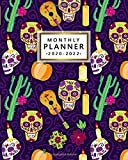 2020-2022 Monthly Planner: The Day Of The Dead