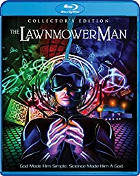 The Lawnmower Man [Collector\'s Edition] [Blu-ray]