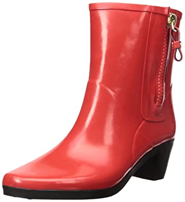 519028c0d65f Kate Spade New York Women s Penny Rain Boot Red 5 ...