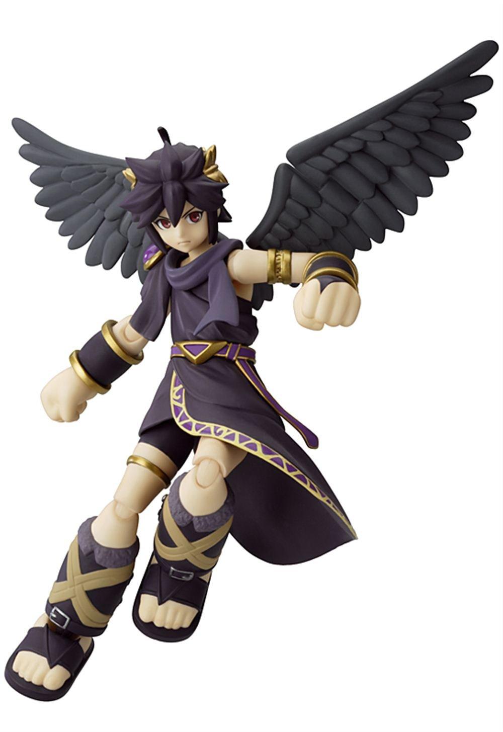 Amazon Good Smile Kid Icarus Uprising Dark Pit Figma Action Figure Toys Games