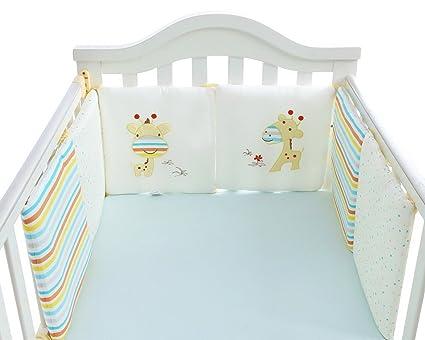 Ywxjy Bebe Cuna Para Bebes Bumper Pads Cama Cuna Protector - Cama-cuna-para-bebs