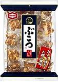亀田製菓 ぶこつ19個×6袋