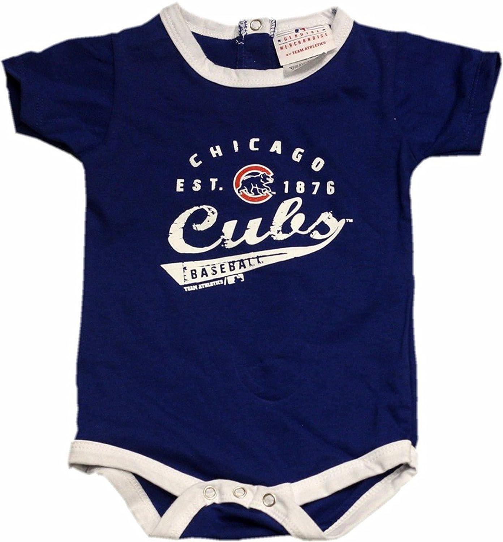 Amazon Chicago Cubs Infant Creeper Est 1876 Clothing