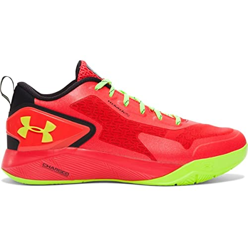 size 40 e9edb 4d056 UA ClutchFit Drive 2 Low Men's Basketball Shoe Rocket Red ...