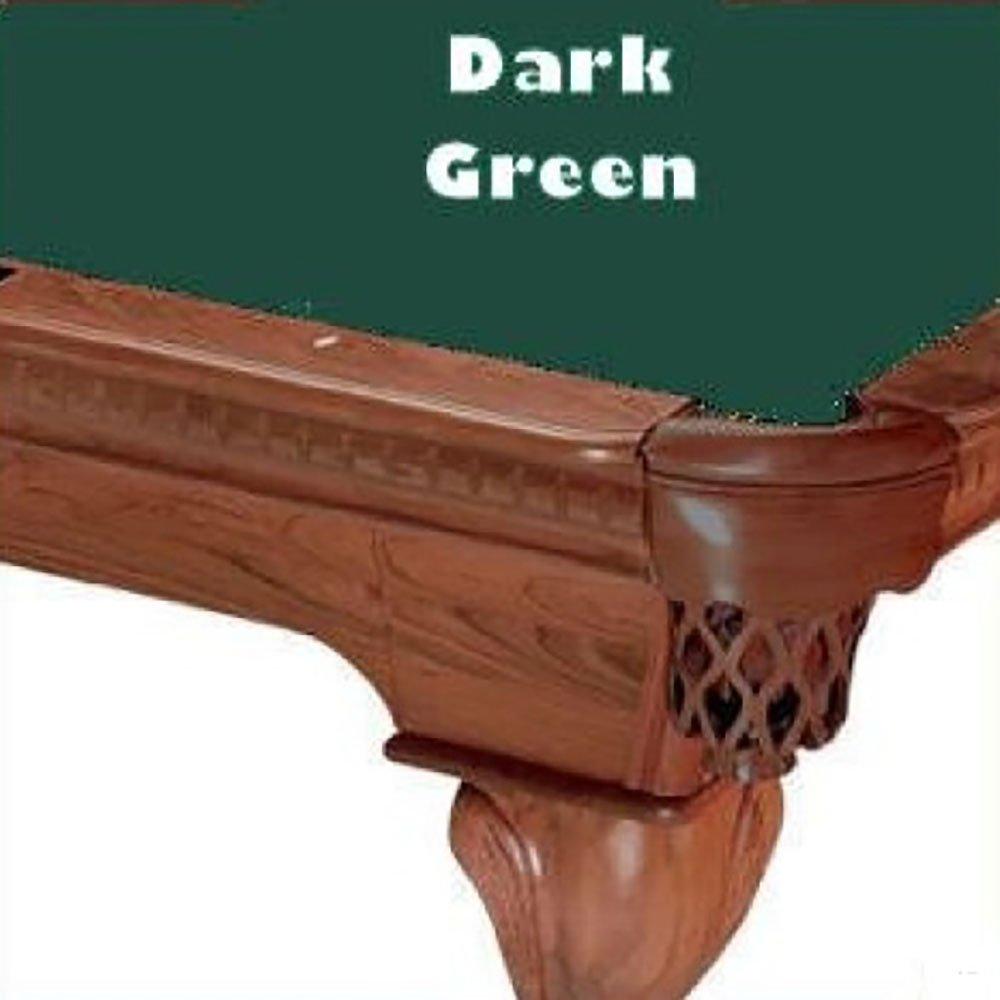 Prolineクラシック303ビリヤードPool Table Clothフェルト Table 10 B00D37ND06 10 ft.|ダークグリーン B00D37ND06 ダークグリーン 10 ft., スオウオオシマチョウ:2fe16216 --- m2cweb.com