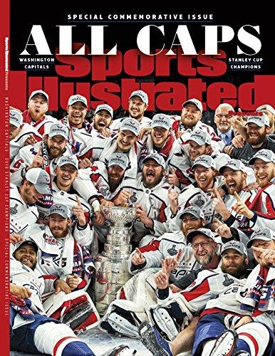 Sports Illustrated Washington Capitals Commemorative Issue