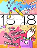 number tracing workbooks - Ima Gonna Trace Some Numbers 1-100: Number Tracing Workbook, 100 Sheets of Practice Paper for Kids to Learn to Write the Numbers 1 through 100, 1