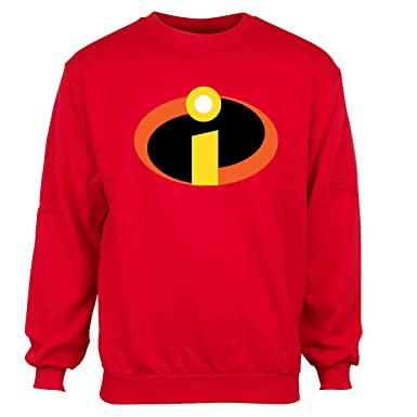 0e2d274ca1cb8 GLOBAL TRENDING The Incredibles Ladies Red T-Shirt  Amazon.co.uk  Clothing