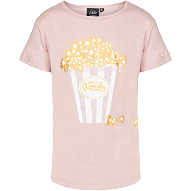 b5dd6d4d169 Petit by Sofie Schnoor Girl Short-Sleeved T-Shirts - 104: Amazon.co ...