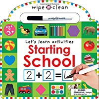 Wipe Clean: Starting School