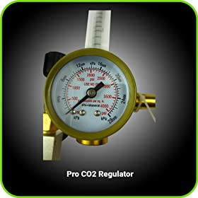up aqua co2 regulator