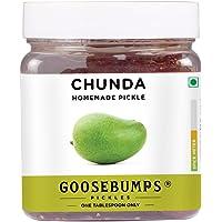 Goosebumps Homemade Chunda Pickle, 250g