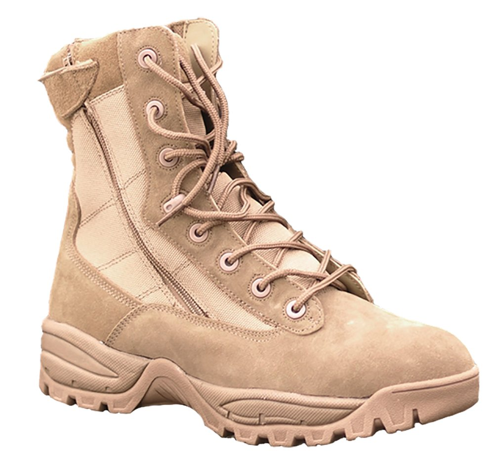 Mil-Tec Tactical Stiefel Two-Zip Coyote