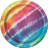 Tie Dye Party Supplies Tableware Kit | Tie Dye