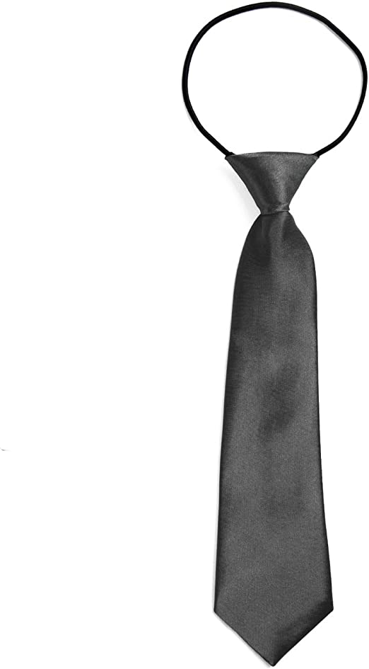 Kinderkrawatte Krawatte Kinder Jungen Gummiband Konfirmation gebunden dehnbar