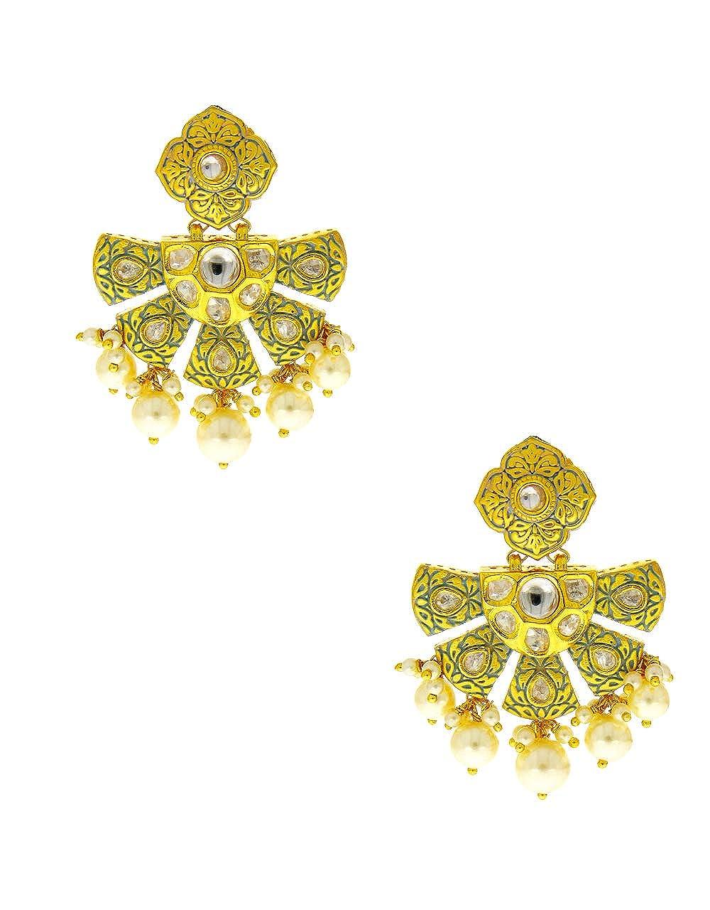 E3539 925 Sterling Silver, Children Earrings Sandal Ear Studs with Crystal Stones