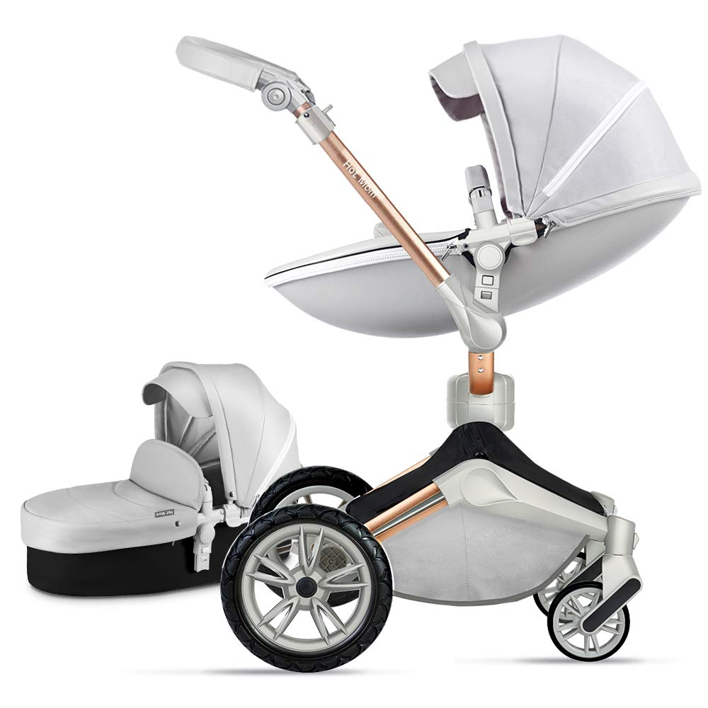 Baby Stroller 360 Degree Rotation-Perfect for 3 year old