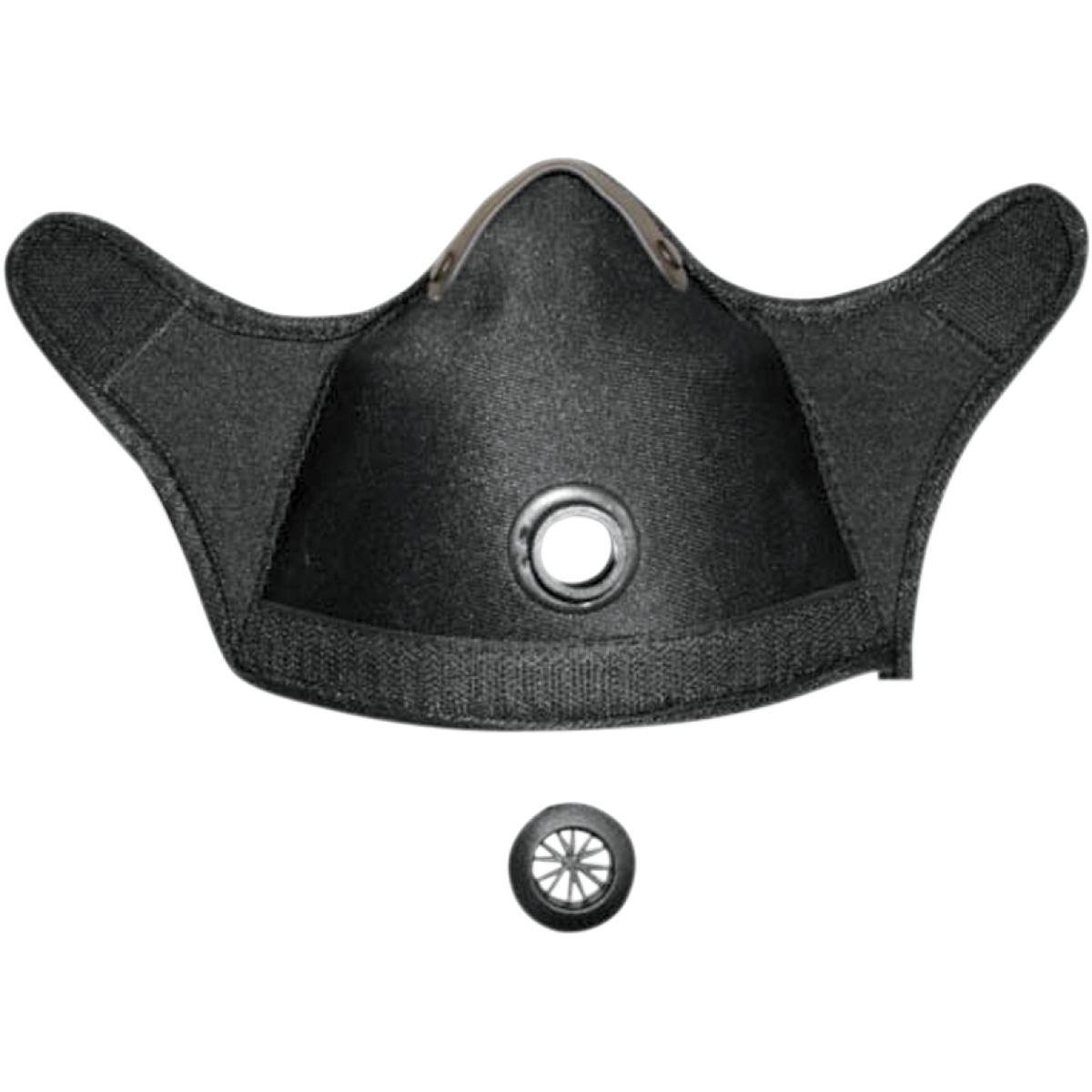 AFX Breath Guard for FX-100S Helmet - Black 0134-1061