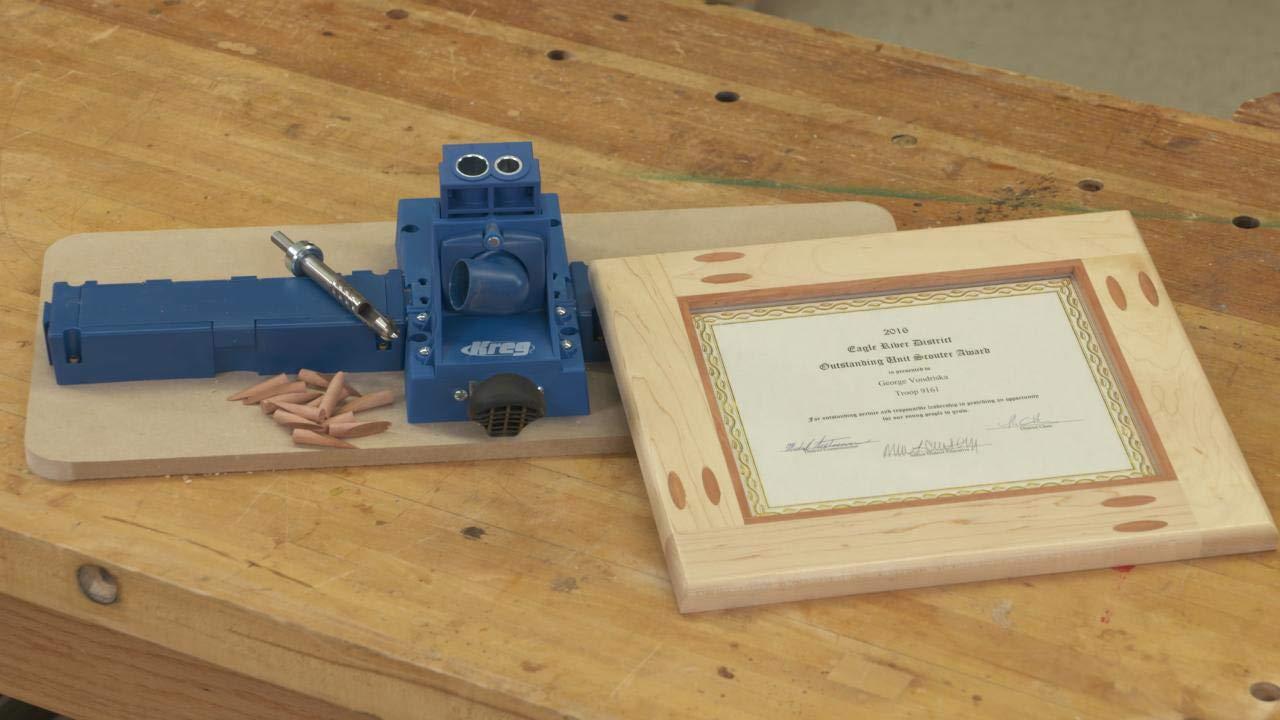 Solid-Wood Pocket-Hole Plugs Pine