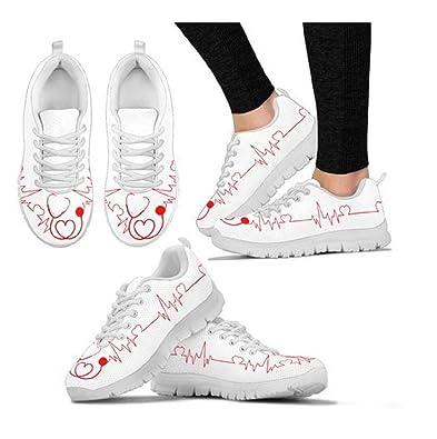 144c4bd122d La Nouvelle Chaussure Infirmiere Originale   Sneakers Infirmiere modèle  Steffy (Basket Infirmiere) (41