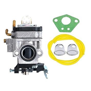 Gazechimp Kit de Carburador de Mercado de Accesorios Flotador para Almacenaje de Plàstico: Amazon.es: Jardín