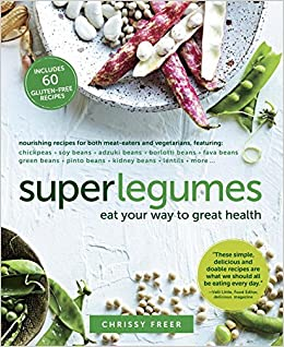 Book Superlegumes: Eat Your Way to Great Health