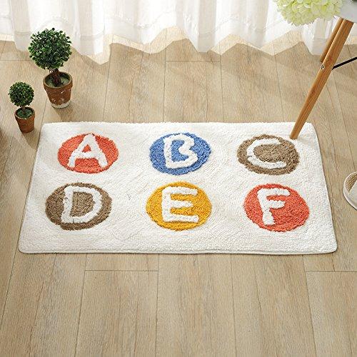 Floor mat door mats bathroom mats household mats -4570cm A by ZYZX