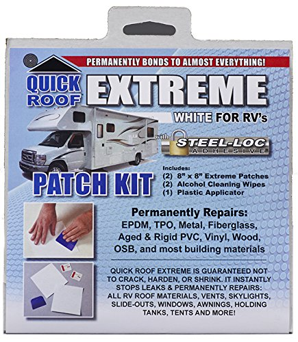 - Cofair UBE88 Quick Roof Extreme Patch with Applicator - 8
