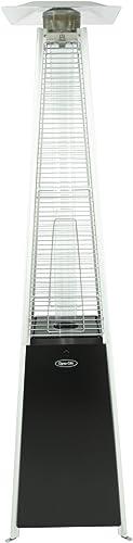 Dyna-Glo DGPH301BL 42000 BTU Black Pyramid Flame Patio Heater