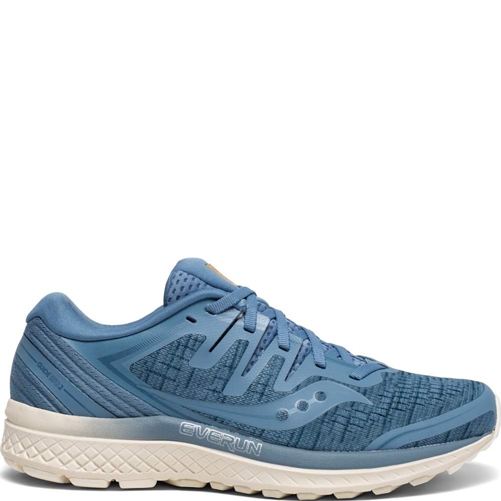 194d49ffc7 Amazon.com | Saucony Guide ISO 2 Women 5.5 Blue Shade | Shoes